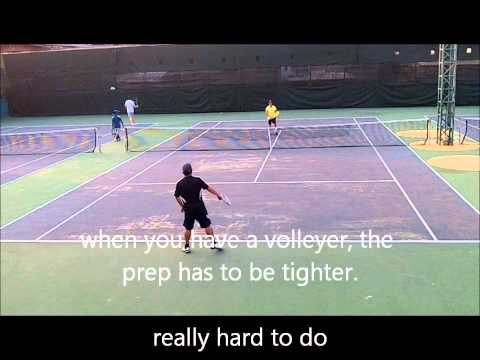 How to Hit the Forehand Harder:  Spanish Forehand and Issues with it