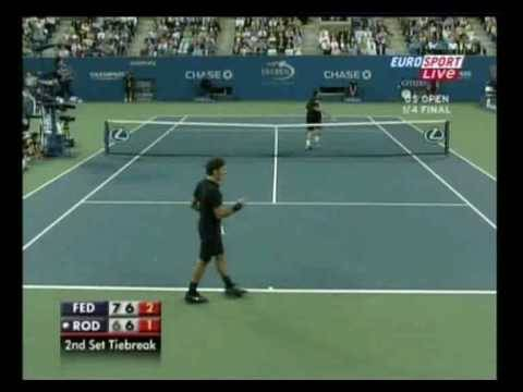 Roger Federer - Back In Black (HIGH QUALITY)