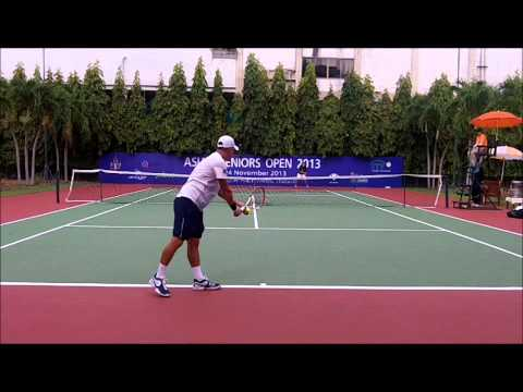 ITF Grade 2:  Asian Open timo vs tim (#8 seed) Octo Quarterfinals