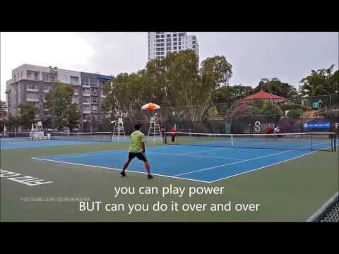 Think Don't Just Play 7:  Power vs Finesse