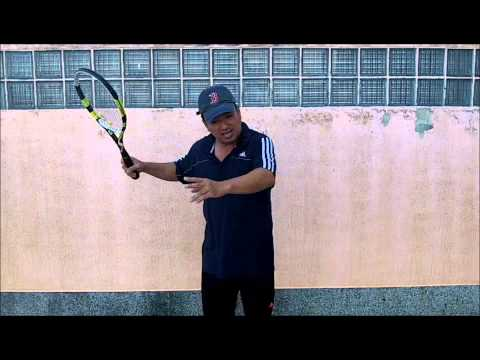 How To Hit the Forehand Harder:  the Spanish Forehand