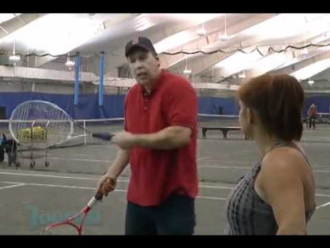 Two-racket Tennis (Long Island, NY)