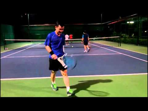 What NTRP 5.0 Doubles:  g ton vs art maw Oct 2015