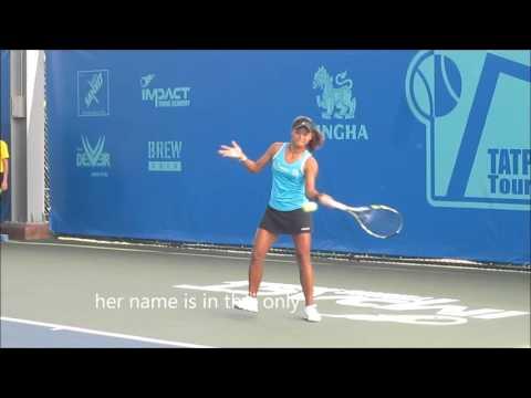 TATP Singha Pro Tour Semifinalist Girl One