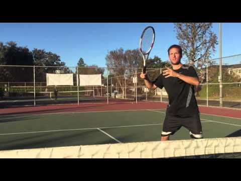 Speed up your reaction time in TENNIS!