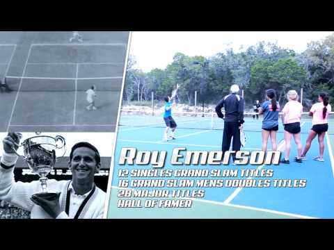 The Greatest Tennis Players of All Time Want to Teach You Their Secrets