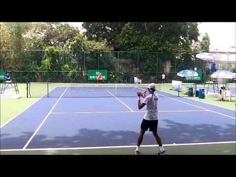 How To Hit the Pro Forehand pt 3 kinetic chain legs