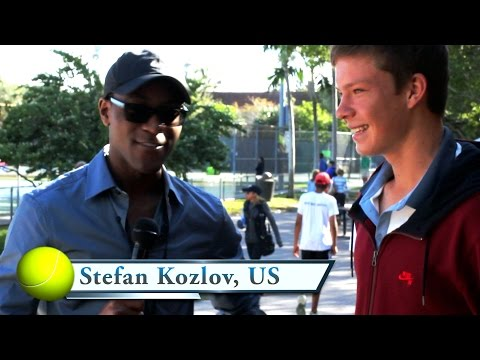 Full Interview: STEFAN KOZLOV