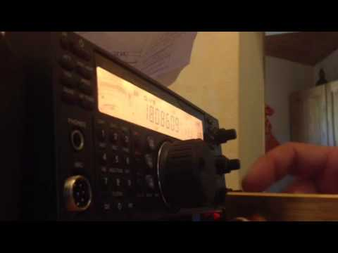 HA7AP / ISØAFM Qso from Quirra with my poor & cheap equipment  :)