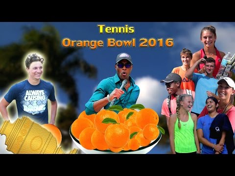 TENNIS ORANGE BOWL 2016