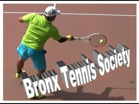 Bronx Tennis Society Challenge EVENT with CoachVtennis.com