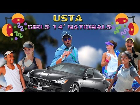 USTA GIRLS 14' NATIONALS 2016