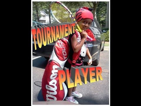 Amina's First Tennis Tournament -  UNCUT -  Full 1080hd
