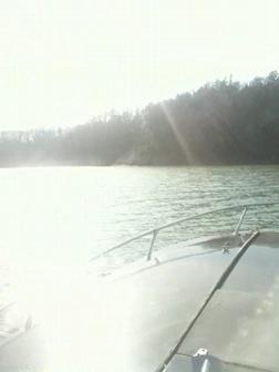 First Lake Run