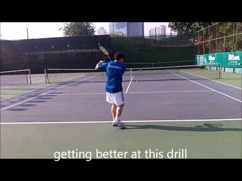 How to Play Singles:  the Big Six Drills to Build a Tennis Player
