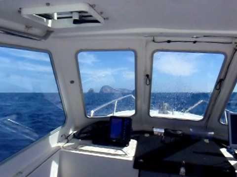 Crossing Bass Strait Australia