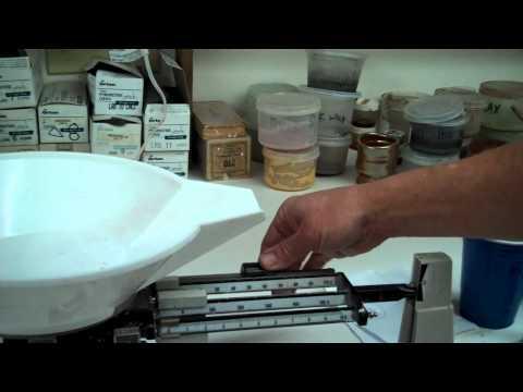 Easy Glaze Testing (color blend) (part 1)