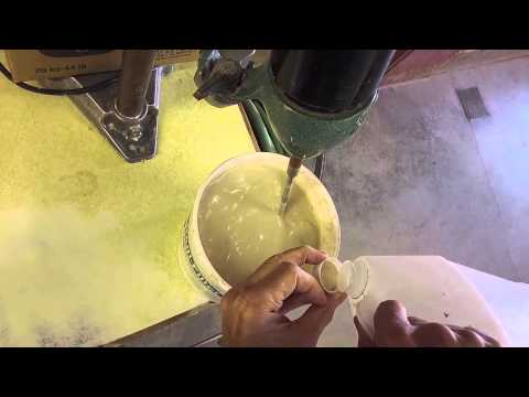 How to Gel a Ceramic Glaze