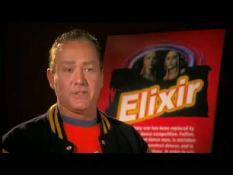 """Behind the scenes-- """"Elixir"""""""