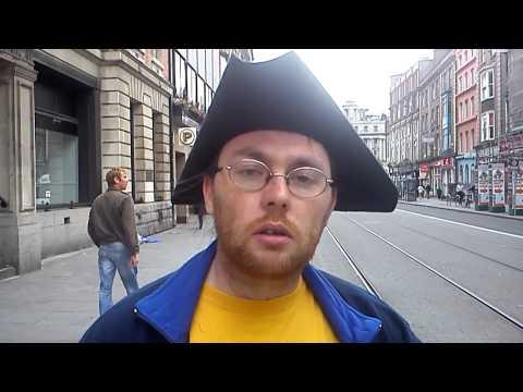 June 2013 Dublin Anti-Scientology protest