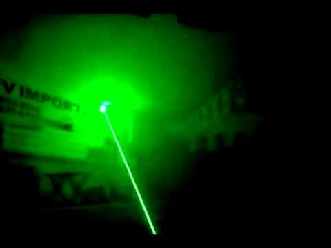 stärkster laserpointer grün