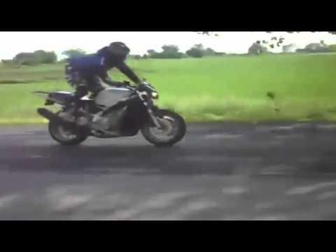 Motorcycle Stunts Eliminated Undesirable Along with Amusing.