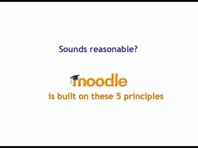 """What is Moodle"""