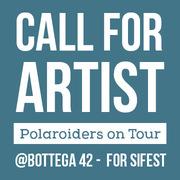 CALL FOR ARTIST   Polaroiders on Tour - Bottega42