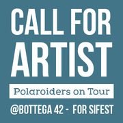 CALL FOR ARTIST | Polaroiders on Tour - Bottega42