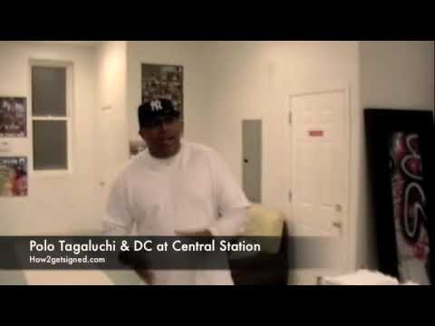 DC THE LONG ISLAND BOSS & POLO TAGALUCHI LIVE @ CENTRAL STATION !!!!!