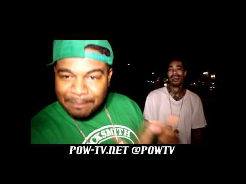 Torch & Gunplay Talk Planking, Album, Swagger Jackin, Otis, Then A Groupie Crashes The Interview!