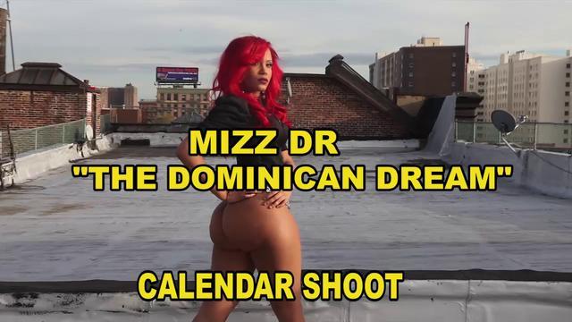 Mizz DR - Calendar Shoot