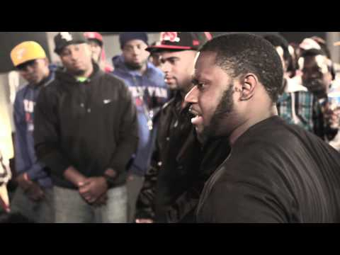 Battle America - T Rex vs Yung Ill