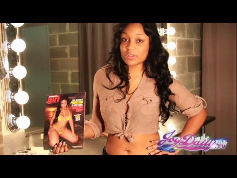 JoyDailyTV Presents Kyra Chaos Discusses Practice with Drake, Her Sexy Body & Maliah Comparisons