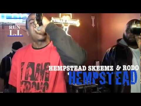 WHO RUN L.I. SHOWCASE PART 2 CLIP 4 - BUDDY, RAD, HEMPSTEAD SKEEMZ, RODO, MAXX PAINE & BADELL RELL