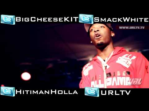 Big Cheese/Smack/URLTV Presents: Hitman Holla - JR Smith