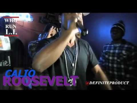 WHO RUN L.I. HIP HOP SHOWCASE feat CALIO, BUDDY, FIRE ARSON & KEDA-FACE