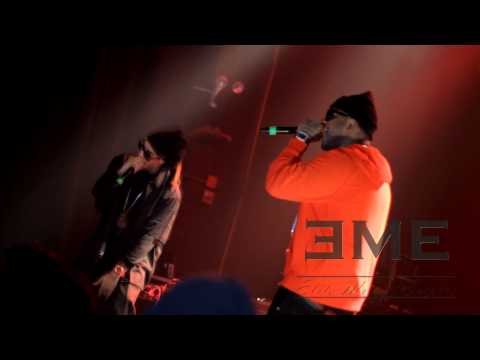 Gunplay & Torch of MMG Full Performance in NYC 2-21-12 (Rollin, Bogota, Big Bank, Uptown) [EME]