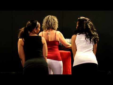 Sara Jay on Nicolle Knight & Jaida Starr (Babestation TV) - 'Will It Balance' EP16 [Season 2]