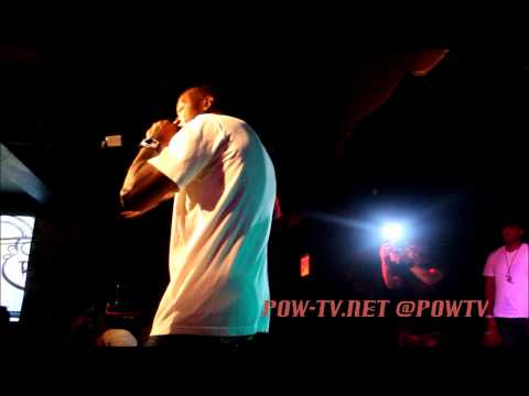 """Freddie Gibbs Performs Meek Mill & Rick Ross Diss Track """"187"""" at Southpaw in Brooklyn"""