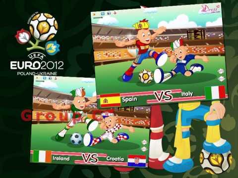 UEFA Euro 2012  - Poland vs. Ukraine