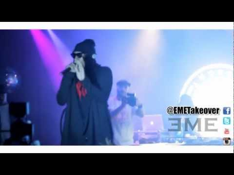 Cash Out, Ace Hood and Future Performance in New York City [EME]