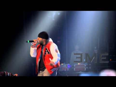 Jon Connor Full Performance in NYC 2-21-12 (No Thrillz,Marvin Gaye & Chardonnay, Epic) [EME]