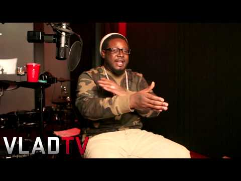 T-Pain Explains Tweets & Alleged Beef With Future