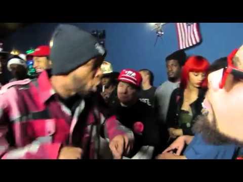 URL Battle Rap Arena Presents Xcel Vs Amazing D Boy