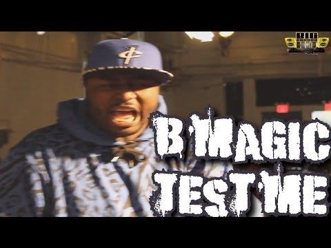 SMACK/URL/Big Cheese Presents: B-Magic - Test Me