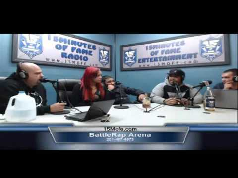 URL Battle Rap Arena Live - Charlie Clips and Goodz
