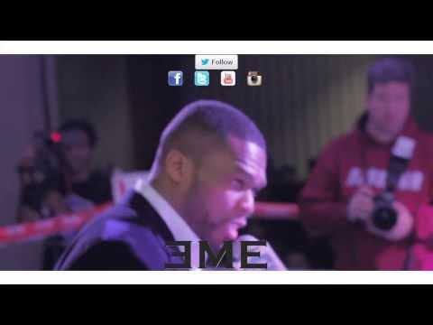 50 Cent's Big Apple Boxing ft Prodigy, S.B.O.E., Tony Yayo and Troy Ave @EMETakeover