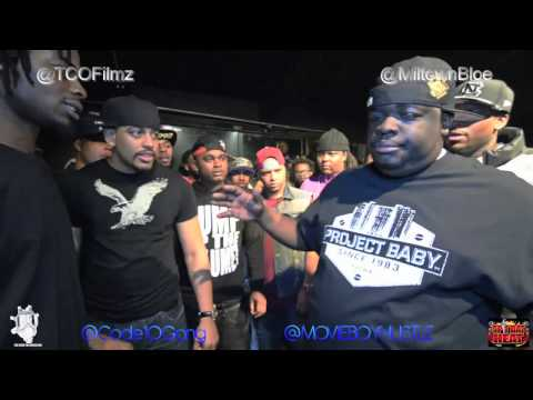 Battle Rap - Atown City vs Lee Hustle