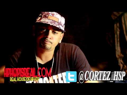 CORTEZ (@cortez_HSP) SAYS HE WOULD MAKE A BETTER MATCH VS ARSONAL AT TOTAL SLAUGHTER